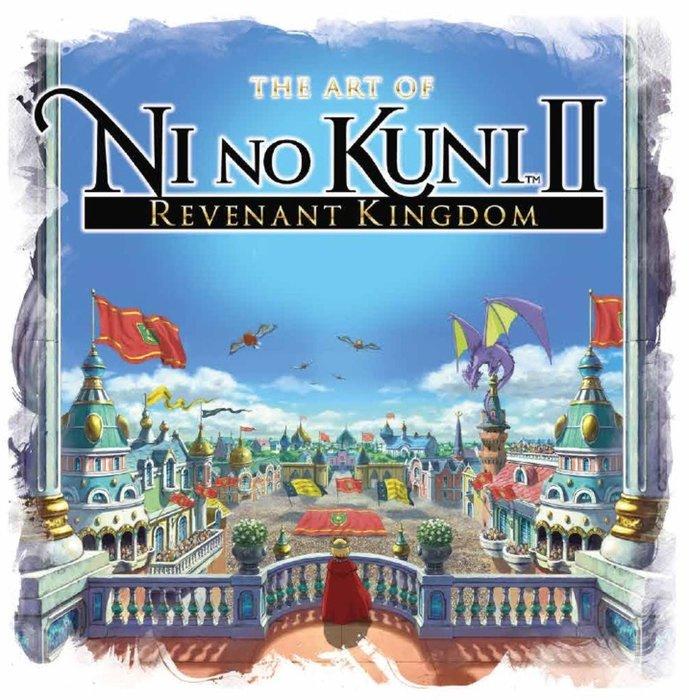 第二國度II 王國再臨 遊戲設定集 英文畫集 9781785659072