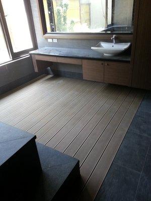 木地板~環保塑木規劃設計施工