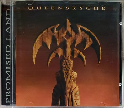 Queensryche - Promised Land 二手英版