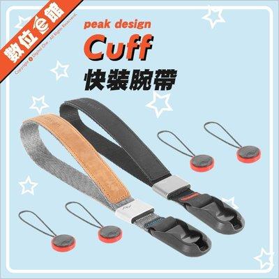 【分期免運費【台灣公司貨】PEAK DESIGN Cuff 快裝潮流腕帶 快裝腕帶 快拆手腕帶 手環 手繩