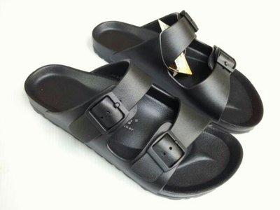 【滿額免運】 NewAge 情侶鞋款 輕量勃肯柏肯拖鞋36~44(黑 白 藍 3色)