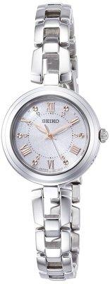 日本正版 SEIKO 精工 SWFH089 電波 女錶 女用 手錶 電波錶 日本代購