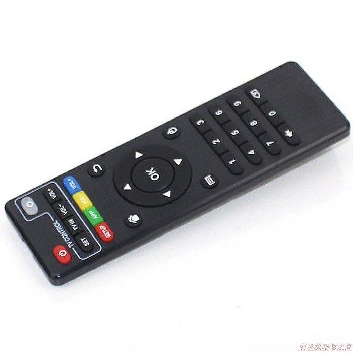 全新T95M T95N MXQ-4K MXQ-PRO H96電視盒用搖控器~看原先搖控器是否相同款式