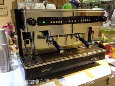 ASTORIA START商用義式雙孔半自動咖啡機 適用場所 /  複合式餐飲場所 中古咖啡機租賃(已出租)