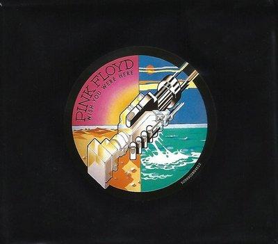 【進口版】願你在此 Wish You Were Here/平克佛洛伊德 Pink Floyd-5099902894522