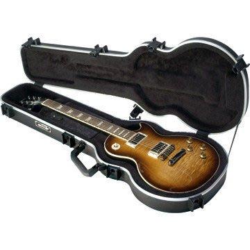 《民風樂府》美國原廠 SKB-56 Les Paul Type Guitar Case 新型 電吉他硬盒 吉他箱