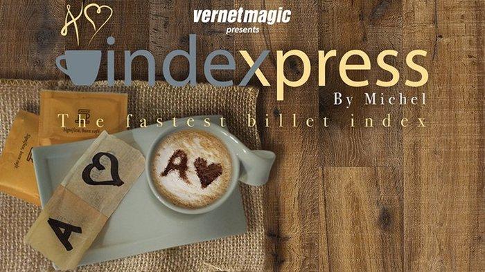 【天天魔法】【S1522】正宗原廠~快速索引~Indexpress by Vernet Magic