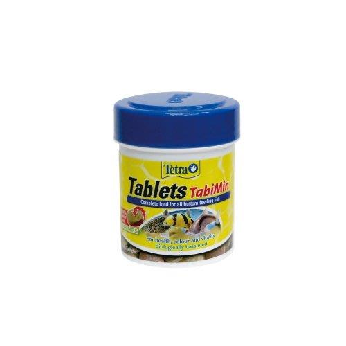魚樂世界水族專賣店# 德國 Tetra Tablets TabiMin 鼠魚專用飼料 120錠