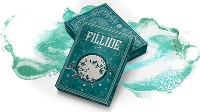 Fillide: A Sicilian Folk Tale Playing Cards (Acqua