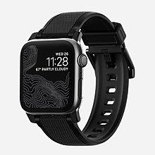 美國 Nomad Rugged Strap for apple watch 42mm & 44mm 運動手帶