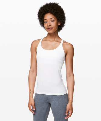 lululemon athletica Ebb To Street Tank II 瑜珈背心 加拿大代購