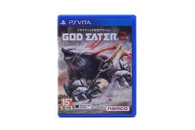 【橙市青蘋果】PSV:噬神者2 God Eater 2 日文亞版 #12473