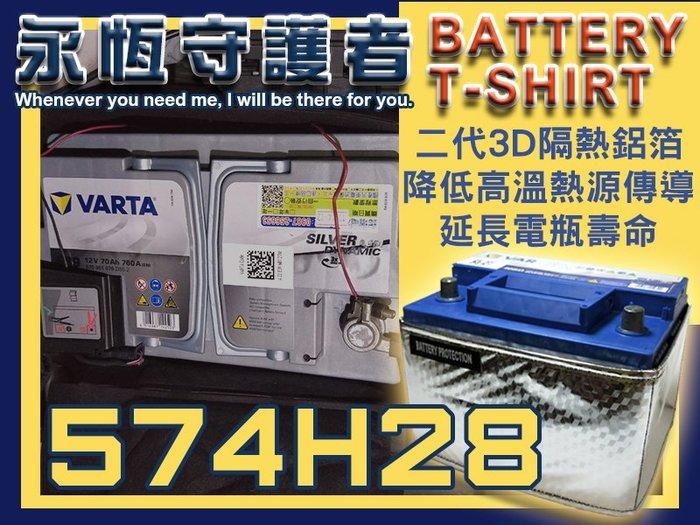 {鋐瑞電池} SAAB 電池T恤 隔熱防護衣 適用57531 56530 57114 57428 57113 56820