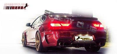 BMW F1213 M6 PRIOR DESIGN 全車寬體套件