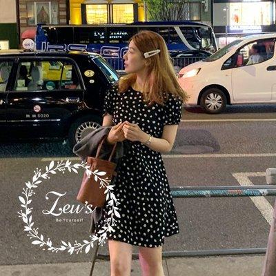 【ZEU'S】復古小碎花洋裝『 05119806 』【現+預】E
