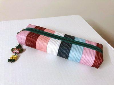 全新 韓國直運 精美 筆袋 餐具袋