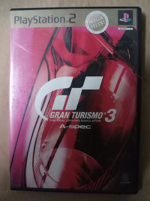 PLAYSTATION 2 - GRAN TURISMO 3 A-spec ~ THE REAL DRIVING SIMULATOR