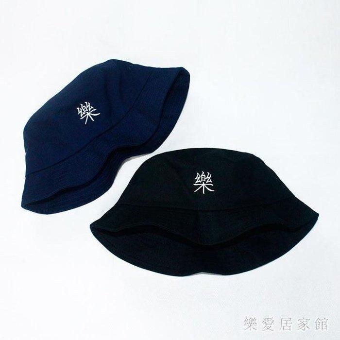 漁夫帽大碼超大號嘻哈漁夫帽大頭圍街頭日系刺繡 LAJJ12247