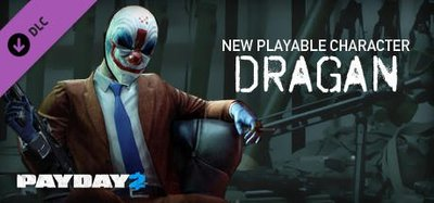 STEAM PAYDAY 2 : Dragan Character Pack DLC 劫薪日2 : 德拉甘角色包