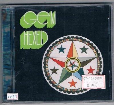 [鑫隆音樂]西洋CD-GEM HEXED {72908-2} 原裝進口版/全新/免競標
