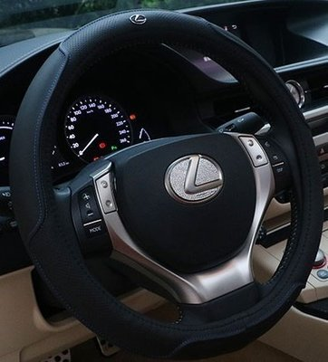 ♫『 LEXUS NX CT IS 真皮 方向盤套 改裝 運動 』 CT200h IS300 NX 200 300 h
