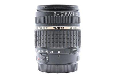Canon 佳能用 TAMRON AF18-200mm F3.5-6.3 XR Di II LD A14 旅遊鏡 台北市