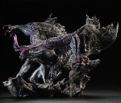 Monster Hunter 魔物獵人CFB手辨狂化黑蝕龍