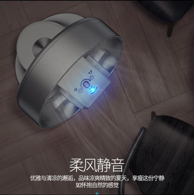無葉風扇台式超靜音家用掛壁電風扇塔扇落地扇無扇葉壁掛扇   YDL