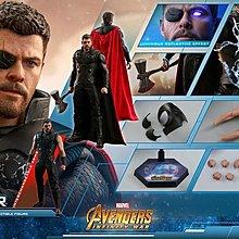 全新未開連保養單 Hottoys Avengers Infinity War 3 Thor MMS474 雷神 復仇者聯盟3