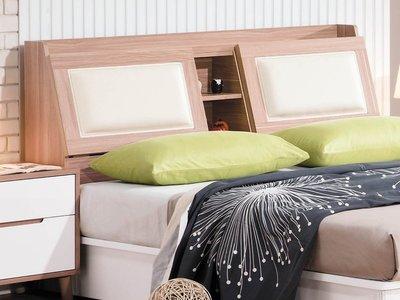 【DH】貨號BC31-3名稱《特詩肯》6尺床頭箱(圖一) 木心板.可掀式置物.備有五尺可選 主要地區免運費