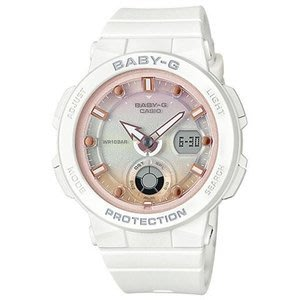 門市正貨 - 全新 Casio watch BABY G BGA-250 BGA-250-7A2 霓虹照明 手錶