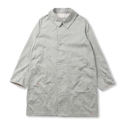 日本代購 visvim SS20 GREASE MONKEY COAT 兩色(Mona)
