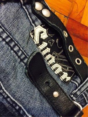 日本頂級單品 SUGAR CANE 刷色牛仔褲