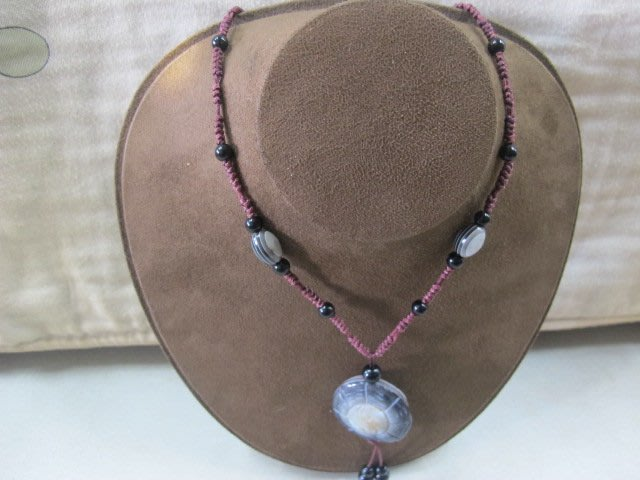 二手舖 NO.3188 天眼珠項鍊 手鍊 項鍊 手珠 首飾飾品