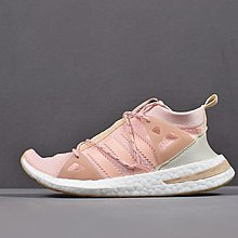 D-BOX  Adidas Originals Arkyn pink BB7585 網面 櫻花粉 慢跑鞋 三葉草
