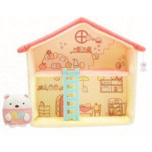 4165本通 SG 角落生物 白熊雙層房屋 4974413732130 下標前請詢問
