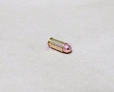 台南 武星級 PPK 8MM 裝飾子彈(BB彈華山模型槍彈殼彈頭子彈道具彈電影道具櫥窗擺飾模擬仿真貝瑞塔FS FBI 台南市