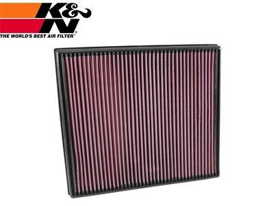 【Power Parts】K&N 高流量原廠交換型空氣濾芯 33-3026 FORD TRANSIT 2011-