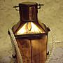 歐洲古物時尚雜貨 老油燈 擺飾品 古董收藏