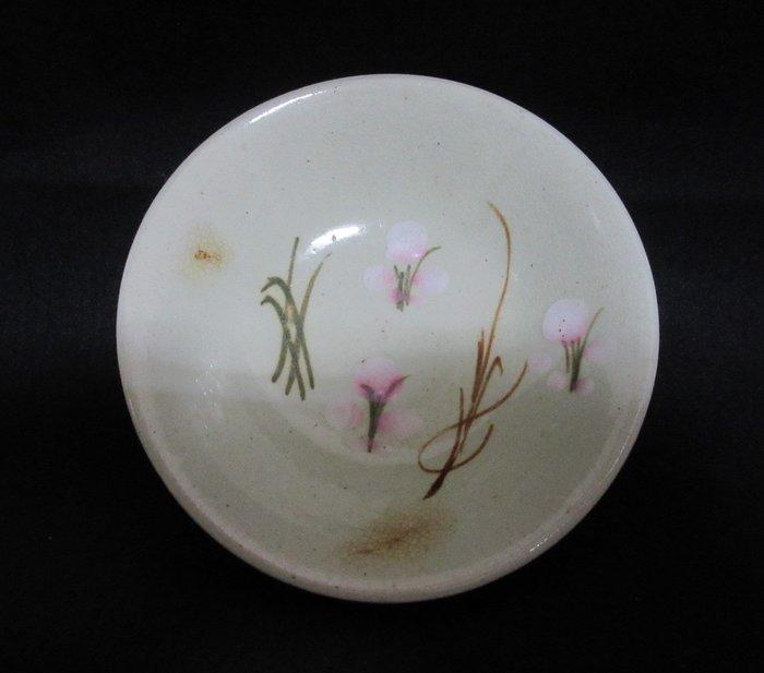 出賣家藏--早期手繪彩繪碗