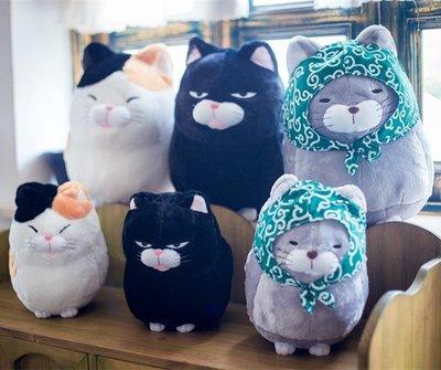 【便利公仔】含運 創意少女心小貓咪公仔韓國超萌大臉貓玩偶可愛毛絨玩具生日禮物