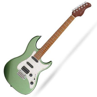 大鼻子樂器 Sire S7 Larry Carlton 電吉他 綠色