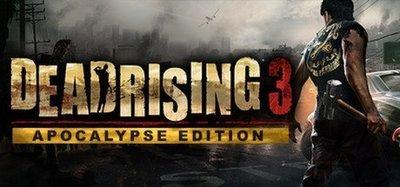 【WC數位電玩】PC 死亡復甦3 天啟版 Dead Rising 3 Steam版(數位版)