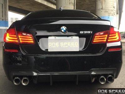 【耀天國際】BMW F10 M5 V款 卡夢後下巴