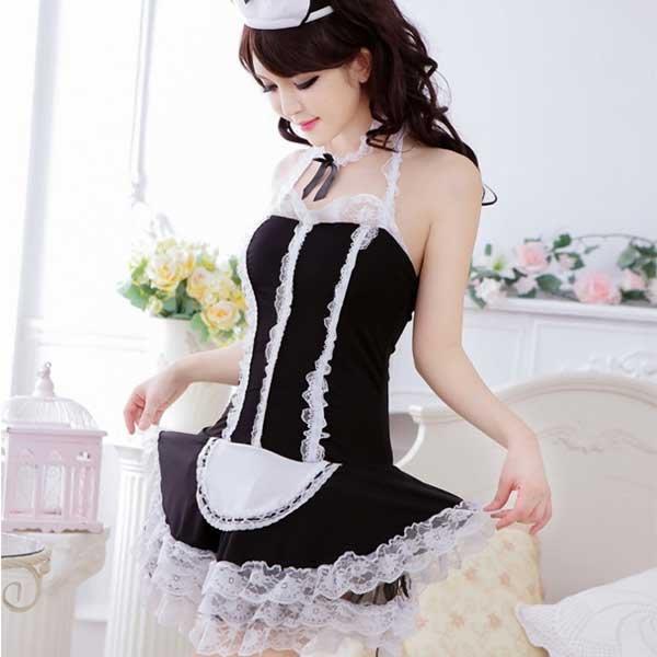 甜心咖啡店女僕裝角色扮演女衣COSPLAY女生衣著情趣內睡衣