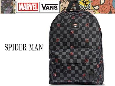 【Mr.Japan】日本限定 VANS MARVEL 聯名 新款 手提 後背包 蜘蛛人 復仇者 包包 包 黑 白 預購款