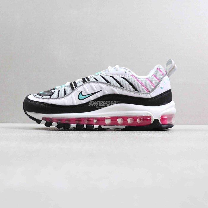 [歐鉉]NIKE W AIR MAX 98 全氣墊 老爹鞋 休閒鞋 女鞋 AH6799-065