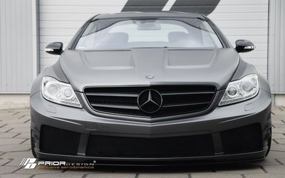 【樂駒】PRIOR DESIGN PD V2 Widebody Mercedes BENZ CL W216FL 寬體