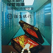 MTR 恒生銀行 票套 PPM2 10/87