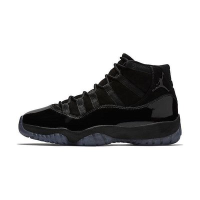 現貨 - Jordan 11 Retro Cap and Gown 全黑 黑魂 378037-005